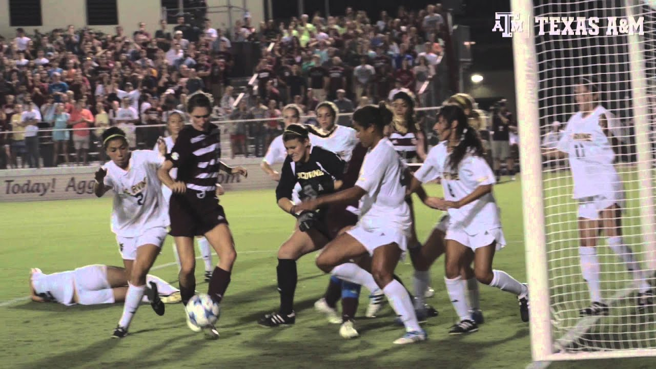 Soccer: UC-Irvine/FAU Highlights - YouTube