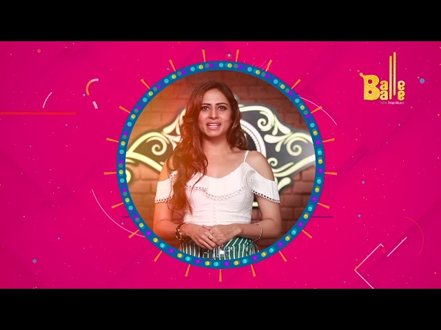 Sargun Mehta | Balle Balle | TV Channel