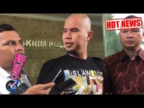 Hot News! Dikabarkan Bangkrut, Ahmad Dhani Datangi Bareskrim - Cumicam 31 Agustus 2017
