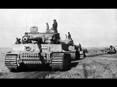 """II WŚ. Wojna Rosyjska. Operacja """"Cytadela"""""""