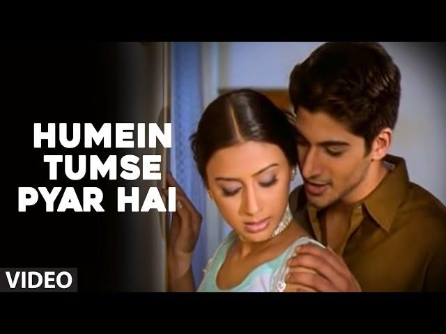 Humein Tumse Pyar Hai Kaise Kahe Full Video Song Sonu Nigam Super Hit Hindi Album