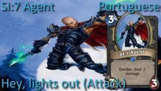 Video SI:7 Agent card sounds in 12 languages -Hearthstone✔ download MP3, 3GP, MP4, WEBM, AVI, FLV Desember 2017