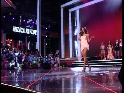 Milica Pavlovic - Lijepe zene - (LIVE) - Zvezde Granda - (TV Pink 2012)