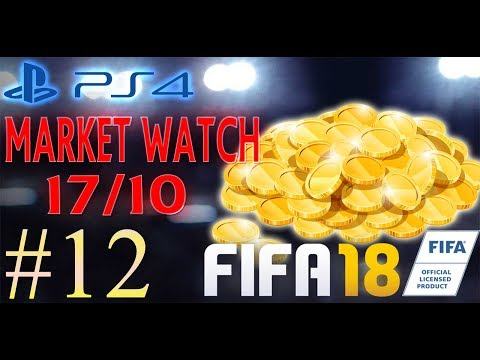 FIFA 18 - Ultimate Team (MARKET ANALYSIS , OTW, TOTW INVESTING & TOTY CRASH?!) #12