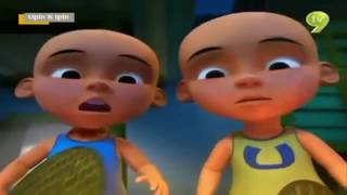 Upin Ipin Terbaru- Kompang Dipalu - New Cartoons For Kids