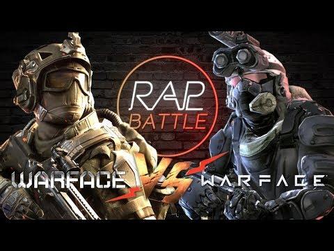 Рэп Баттл - Warface 2012 (старый) vs. Warface 2019 thumbnail