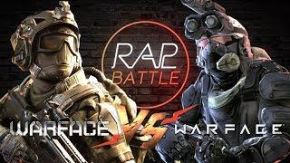 Скачать Рэп Баттл Warface 2012 старый Vs Warface 2019