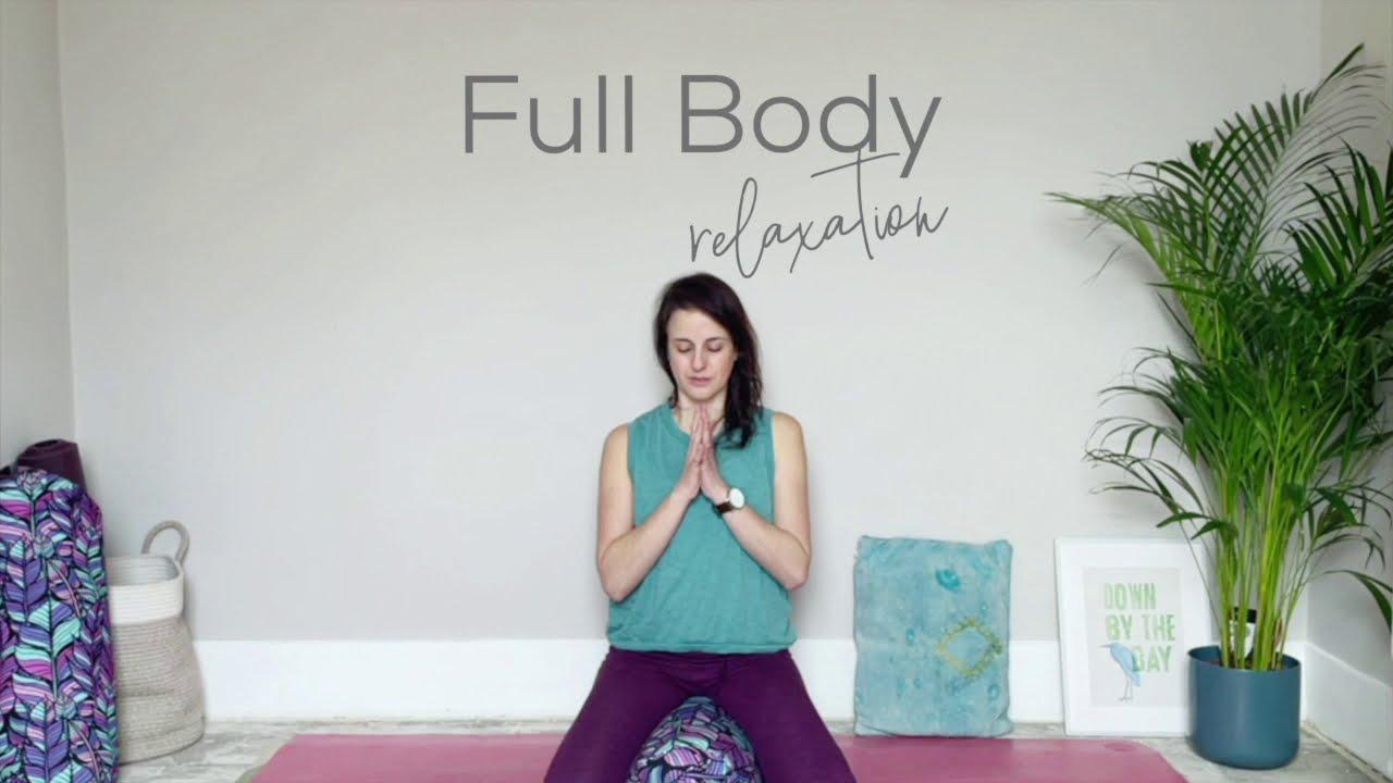 Full Body Relaxation for Pregnancy