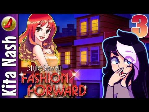 Style Savvy Fashion Forward Gameplay: SALON FAIL |PART 3| Let's Play Walkthrough 3DS