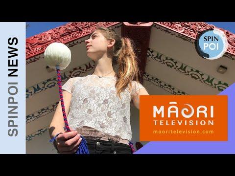 Poi Research on Te Kāea, Māori Television