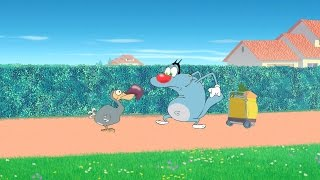 Oggy en de kakkerlakken - Oggy and the Dodo bird