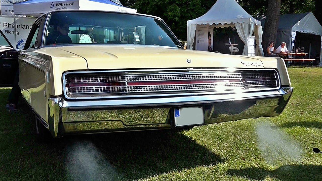 Chrysler New Yorker 440 LOUD Exhaust Sound