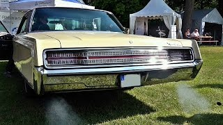Chrysler New Yorker 440 LOUD Exhaust Sound