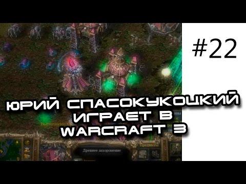 Юрий Спасокукоцкий играет в Warcraft 3 или Варик