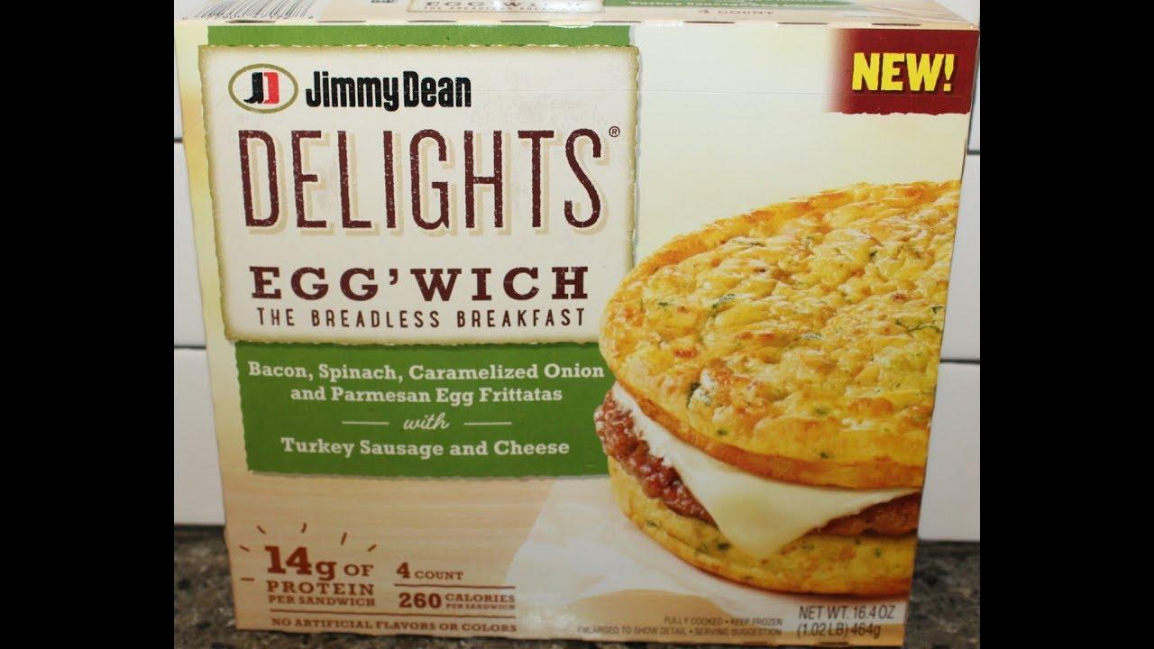 Jimmy Dean Delights Egg'wich Bacon