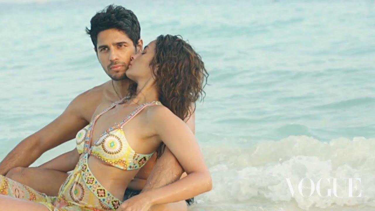 Watch Hot Photoshoot Of Sidharth  Alia Bhatt For Vogue -2921