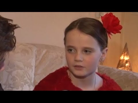 Amira Willighagen - Long Interview after Winning HGT 2013 - TV Nijmegen - 29 December 2013