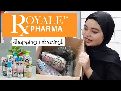 royale-pharma-unboxing!!!-#royalepharma-#onlinepharmacy