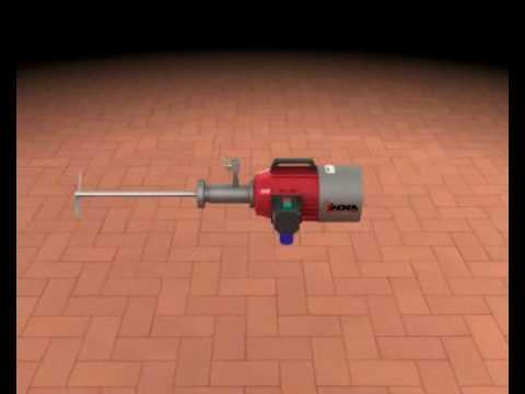 Wine Tank Agitator - INOXPA Removable Wine Agitator