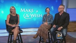 Discussing 24th Annual InterContinental Miami Make-A-Wish Ball With Gabrielle Anwar & Shareef Malnik