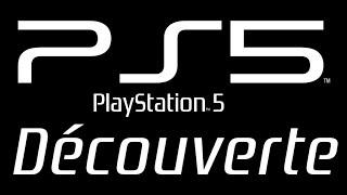 DÉCOUVERTE DE LA #PS5 EN LIVE