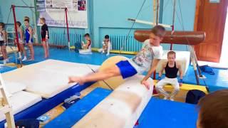 Спортивная гимнастика соревнования г.Воронеж Июнь 2017