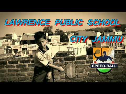 LAWRENCE PUBLIC SCHOOL { CITY } PLAYING SPEEDBALL GAME || JK SPEEDBALL MEDIA ||