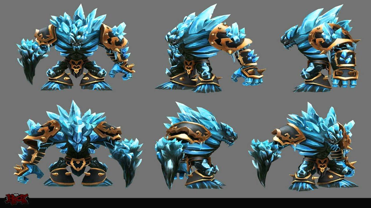 Ironside Malphite Skin Turns League Of Legends' Rock Monster Into ...