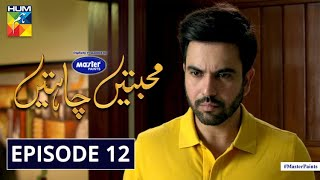 Mohabbatain Chahatain Episode 12 | Digitally Presented By Master Paints | HUM TV Drama | 19 Jan 2021