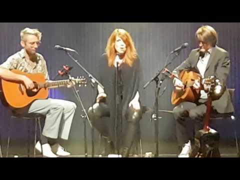 "Hanne Boel ""Chance of a Lifetime"" DR Concert Hall, Copenhagen February 12, 2017"