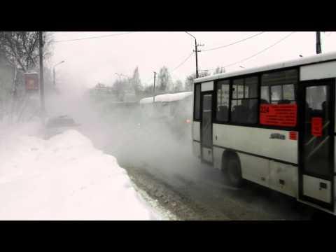 Авария на Горбатке, Тверь