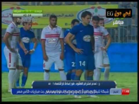 اهداف مباراة الزمالك واتحاد الشرطة 2-1 | كأس مصر 12-7-2016 zam vs shorta