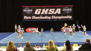 2015 GHSA State Competition - South Forsyth