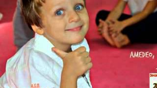 Kizoa Fare Video: Sporting Napoli baby judo