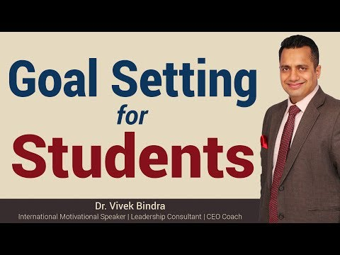 Goal Setting for Students : A High Power Motivational Video for Students
