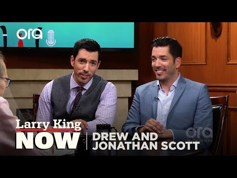 If You Only Knew: Drew and Jonathan Scott | Larry King Now | Ora.TV