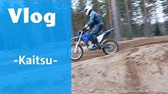 Vlog: Moottoripyöräpoliisien lämmittelykurssi
