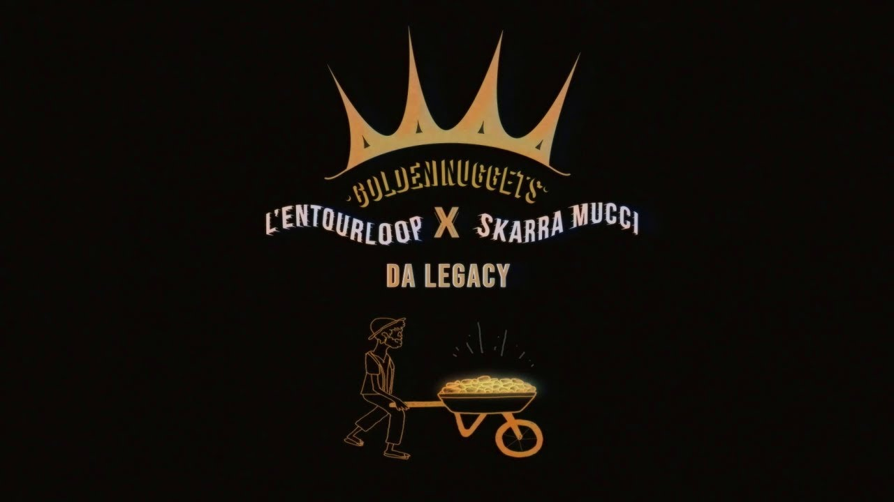 L'ENTOURLOOP & SKARRA MUCCI - Da Legacy (Official Audio)