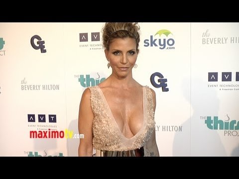 Charisma Carpenter 4th Annual THIRST Gala Red Carpet ARRIVALS thumbnail