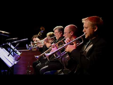 On Track - Auckland Jazz Orchestra With Roger Manins