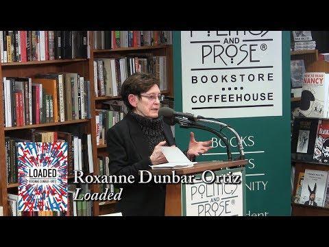 "Roxanne Dunbar Ortiz, ""Loaded"" - YouTube"
