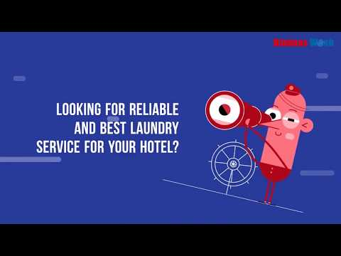 Bindaas Wash: Hotel Laundry