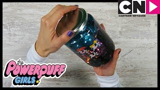 Powerpuff Girls | Make your own Powerpuff Girls DIY Light Jar | Cartoon Network