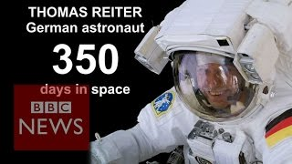 Tim Peake: Look up! Advice for a rookie astronaut - BBC News