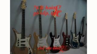 địa điểm sửa đàn guitar cổ điện