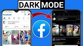 Facebook Dark Mode 2020 | New Feature | Tutorial | Alan Walker | MTR | Faded - Alan Walker song