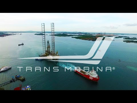 Trans Marina Group - Marine Offshore Support - Jack Up Rig Move