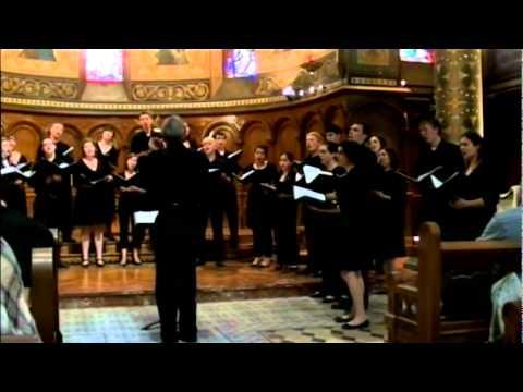 U Maryland Chamber Singers, Dieu! qui la fait bon regarder (Debussy)