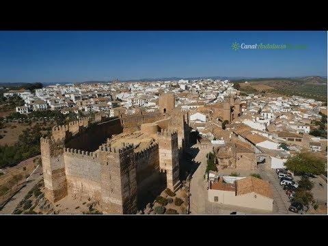 Castillo de burgalimar y casco hist rico ba os de la encina ja n youtube - Castillo de banos de la encina ...