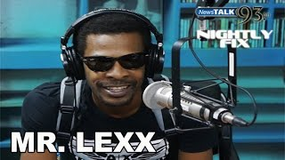 Mr. Lexx talks European tour w/ Supa Hype, keeping relevant + name change on Nightly Fix